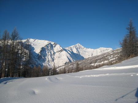 Sciare Bardonecchia, Jafferau
